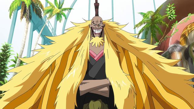 Top 10 nhân vật có thể chất vượt trội, sức mạnh trâu bò nhất One Piece - Ảnh 4.