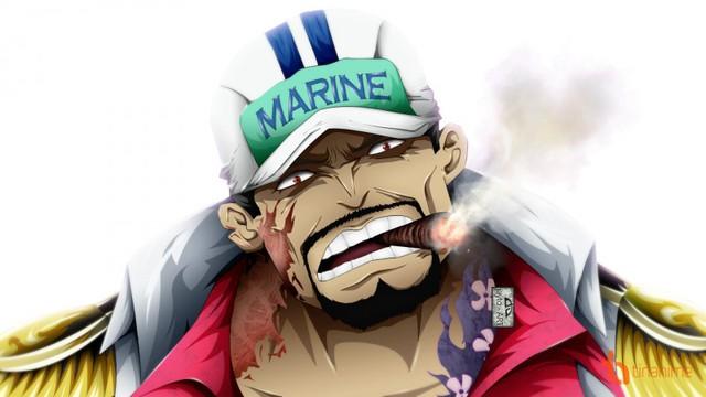Top 10 nhân vật có thể chất vượt trội, sức mạnh trâu bò nhất One Piece - Ảnh 5.