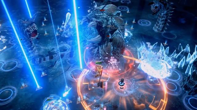 Game mobile đẹp tuyệt trần Gigantic X chuẩn bị mở cửa ngay tháng 7 này, nhanh tay đăng ký trước thôi nào - Ảnh 2.