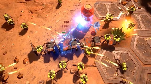 Game mobile đẹp tuyệt trần Gigantic X chuẩn bị mở cửa ngay tháng 7 này, nhanh tay đăng ký trước thôi nào - Ảnh 3.