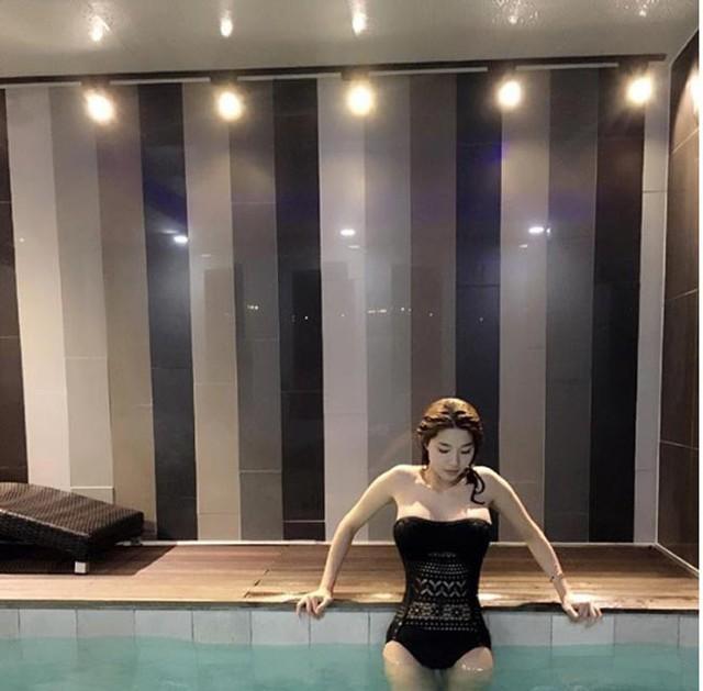 Ngắm nhìn vẻ gợi cảm của bà mẹ một con nóng bỏng nhất trên Instagram Hàn Quốc - Ảnh 8.
