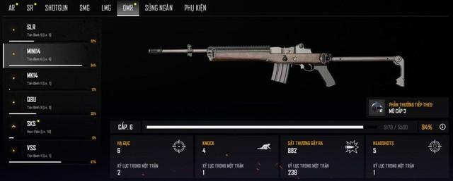 PUBG: Đánh giá 4 loại súng DMR được game thủ ưa chuộng nhất - Ảnh 3.