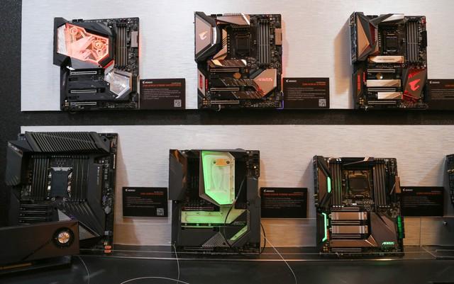 Gigabyte dẫn đầu xu thế PCIe 4.0, hoàn thiện hệ sinh thái gaming từ trong ra ngoài - Ảnh 1.