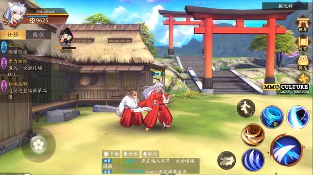 Inuyasha: War of Naraku - Game mobile ARPG lấy cảm hứng từ bộ anime nổi tiếng dành cho người hoài cổ - Ảnh 3.