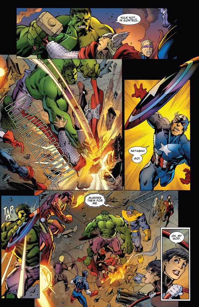 Nếu chỉ đọ vể sức mạnh, liệu Hulk có cửa ăn được Thanos không? - Ảnh 3.