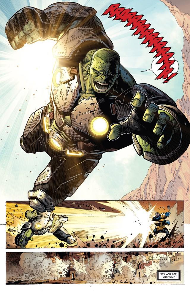 Nếu chỉ đọ vể sức mạnh, liệu Hulk có cửa ăn được Thanos không? - Ảnh 2.