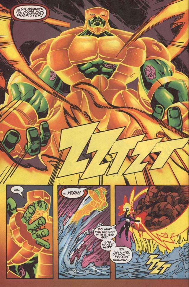 Nếu chỉ đọ vể sức mạnh, liệu Hulk có cửa ăn được Thanos không? - Ảnh 5.