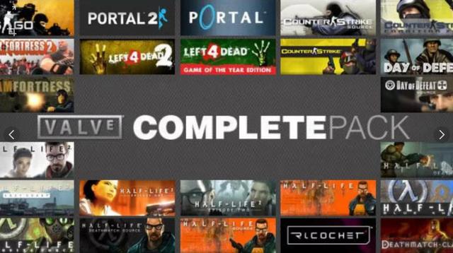 Giảm giá 95%, gói game FPS đỉnh cao của Valve đang gây sốt mùa Steam Sale - Ảnh 1.