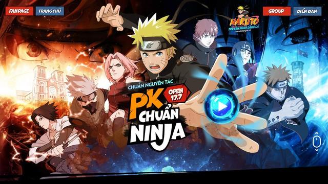 Naruto Truyền Nhân Làng Lá ấn định ngày ra mắt 17/07 - Ảnh 1.