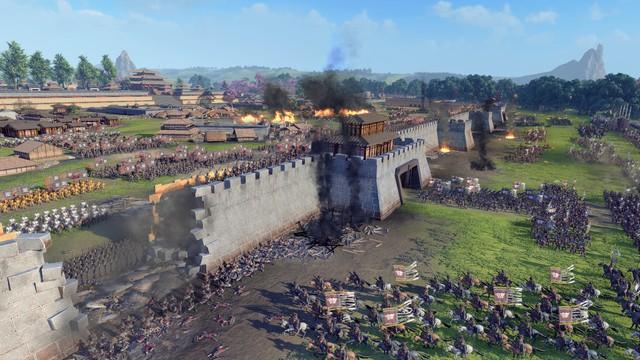 Lật kèo bất ngờ, Cracker đánh bại Denuvo, bẻ khóa thành công Total War: Three Kingdoms - Ảnh 1.