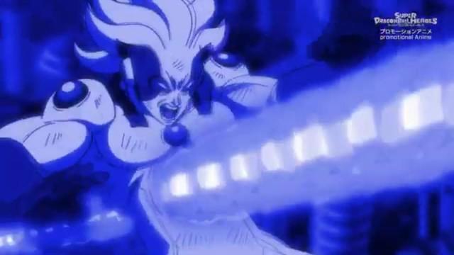 Super Dragon Ball Heroes tập 13: Goku gục ngã khi đối đầu với Super Hearts cho dù đã hóa Super Saiyan Blue - Ảnh 6.