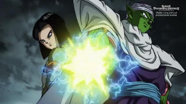 Super Dragon Ball Heroes tập 13: Goku gục ngã khi đối đầu với Super Hearts cho dù đã hóa Super Saiyan Blue - Ảnh 5.
