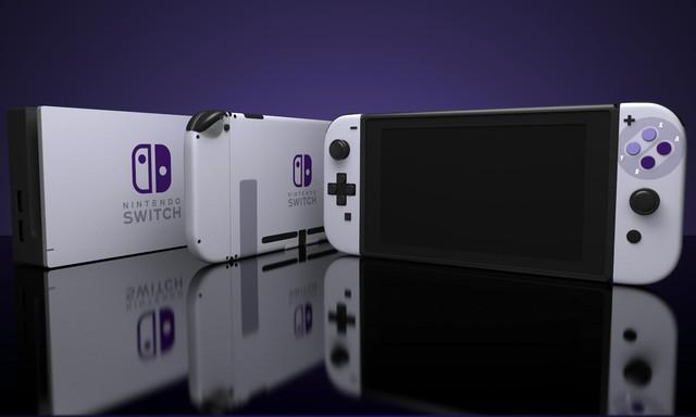 Switch Lite là chưa đủ, game thủ thực sự cần một Switch Pro đỉnh cao - Ảnh 3.
