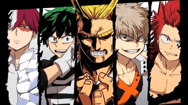 Boku no Hero Academia: Khi vũ trụ siêu anh hùng của thế giới manga cũng hay chẳng kém gì DC, Marvel! - Ảnh 1.