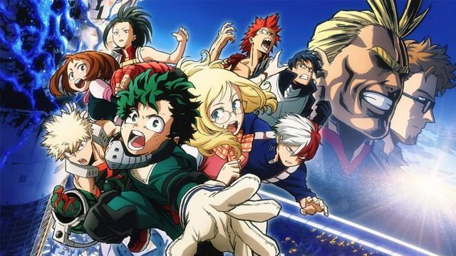 Boku no Hero Academia: Khi vũ trụ siêu anh hùng của thế giới manga cũng hay chẳng kém gì DC, Marvel! - Ảnh 2.