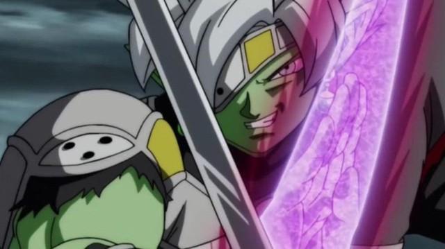Super Dragon Ball Heroes: Trunks tương lai hỏi Zamasu một câu mà fan nào cũng tò mò muốn biết - Ảnh 1.