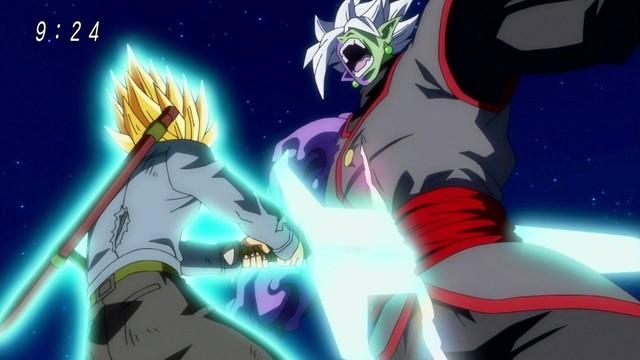 Super Dragon Ball Heroes: Trunks tương lai hỏi Zamasu một câu mà fan nào cũng tò mò muốn biết - Ảnh 3.