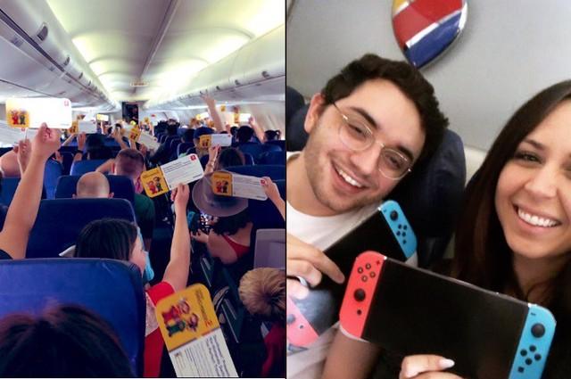 Hàng trăm chiếc Nintendo Switch vừa được phát miễn phí 100% và đây là những game thủ may mắn nhất thế giới - Ảnh 1.