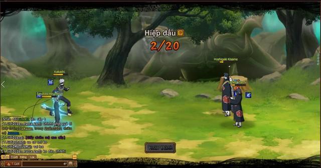 Trải nghiệm Naruto Truyền Nhân Làng Lá - Game đấu thẻ tướng bản sắc Việt - Ảnh 5.