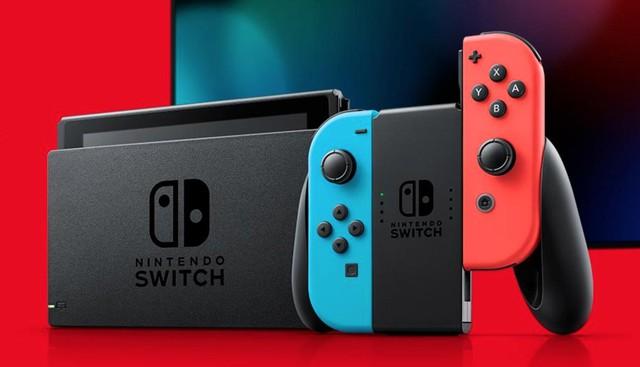 Nintendo lại ra mắt một Switch mới, nhưng vẫn không phải là Switch Pro - Ảnh 1.