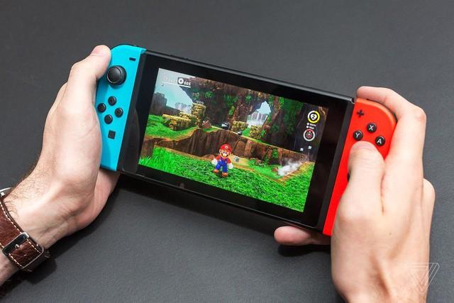 Nintendo lại ra mắt một Switch mới, nhưng vẫn không phải là Switch Pro - Ảnh 3.