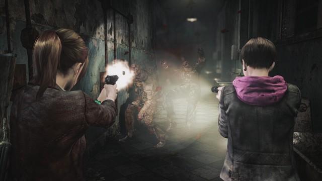 """Siêu phẩm kinh dị Resident Evil Revelations 2 đang khuyến mại với giá bằng """"2 gói mỳ tôm"""" - Ảnh 1."""