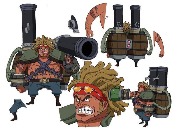 One Piece tập 895: Boa Hancock gặp lại Luffy ở suối nước nóng khi Mũ Rơm bị thợ săn hải tặc truy đuổi - Ảnh 4.