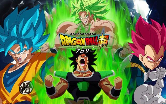 Dragon Ball: Hé lộ 2 phụ chương đặc biệt về Siêu Saiyan huyền thoại Broly tại sự kiện Jump Victory Carnival 2019 - Ảnh 2.