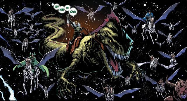 Có thể bạn chưa biết - Marvel suýt nữa đã giới thiệu một phản diện khác của Thor trong Avengers: Infinity War - Ảnh 2.
