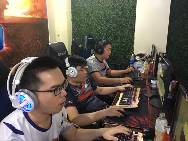 Trận đấu kinh điển: 4 đại cao thủ AoE Trung Quốc với lối đánh công tổng lực cùng phân cao thấp - Ảnh 2.