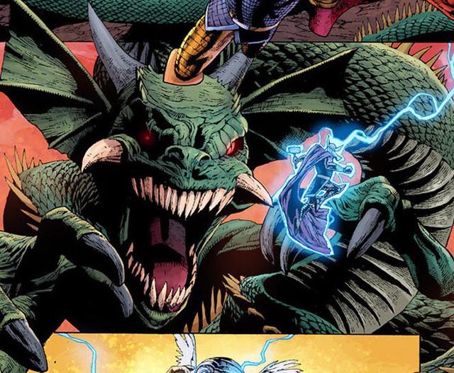 Có thể bạn chưa biết - Marvel suýt nữa đã giới thiệu một phản diện khác của Thor trong Avengers: Infinity War - Ảnh 3.