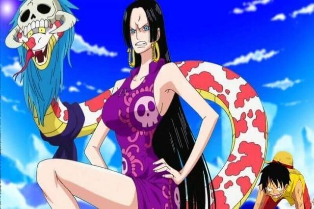 One Piece tập 895: Boa Hancock gặp lại Luffy ở suối nước nóng khi Mũ Rơm bị thợ săn hải tặc truy đuổi - Ảnh 1.