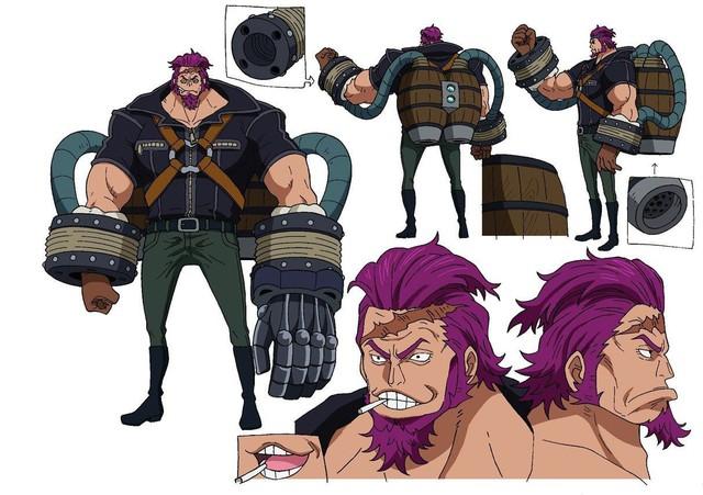 One Piece tập 895: Boa Hancock gặp lại Luffy ở suối nước nóng khi Mũ Rơm bị thợ săn hải tặc truy đuổi - Ảnh 3.