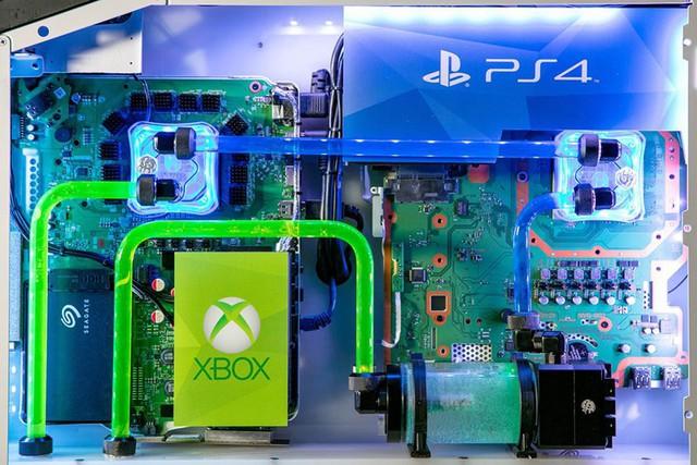 Xuất hiện cỗ máy chơi game khủng nhất mọi thời đại: Tích hợp PC, Xbox One, PS4 và Nintendo Switch vào chung một hệ thống - Ảnh 2.