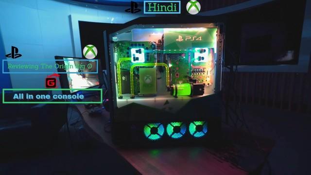 Xuất hiện cỗ máy chơi game khủng nhất mọi thời đại: Tích hợp PC, Xbox One, PS4 và Nintendo Switch vào chung một hệ thống - Ảnh 4.