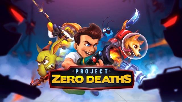 Tìm hiểu về Project Zero Deaths - Tựa game bắn súng màn ngang miễn phí hay không thua gì Contra - Ảnh 1.