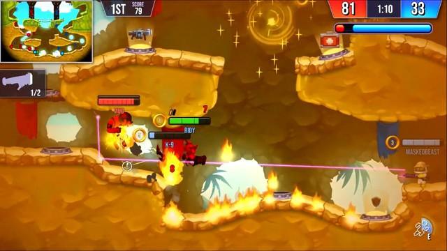 Tìm hiểu về Project Zero Deaths - Tựa game bắn súng màn ngang miễn phí hay không thua gì Contra - Ảnh 2.