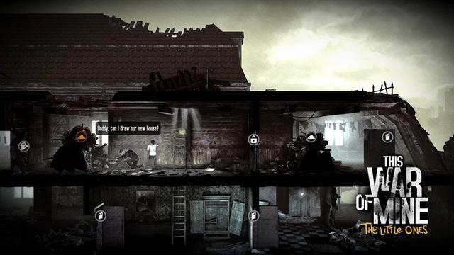 This War of Mine - Tuyệt tác game sinh tồn đang được bán với giá 0 đồng - Ảnh 1.