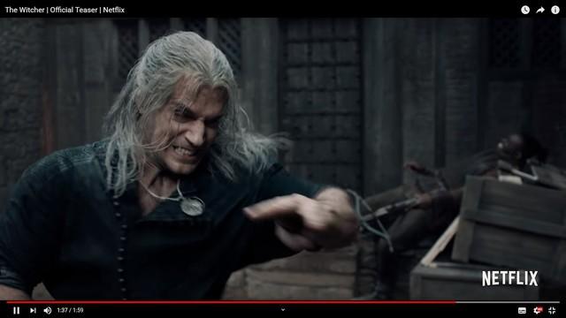 9 chi tiết mà người xem có thể đã bỏ lỡ trong trailer của The Witcher - Ảnh 9.