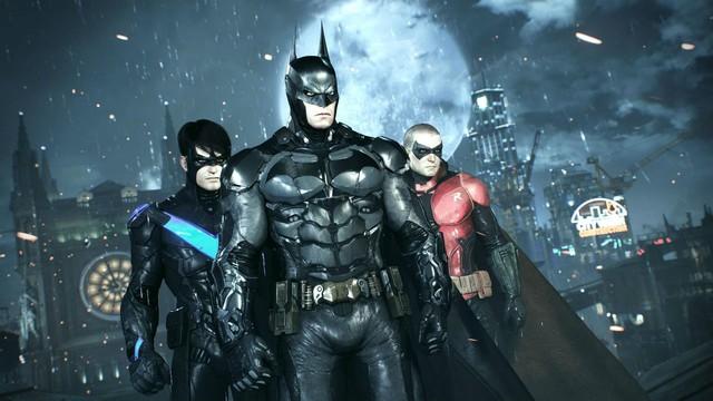 Quyết tâm đánh bại Marvels Spider-Man, Warner Bros chuẩn bị tung ra game Batman Arkham mới - Ảnh 4.