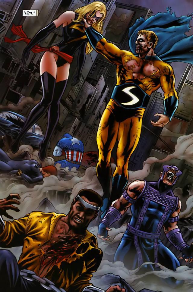Không chỉ trong Spider-Man: Far From Home, sắp tới Marvel sẽ đưa dịch bệnh xác sống vào series What If...? - Ảnh 4.