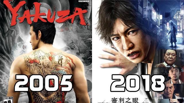 Xếp hạng các phần game Yakuza hay nhất từ trước đến nay (P1) - Ảnh 1.