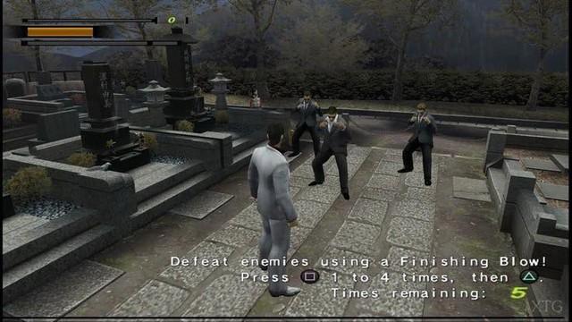 Xếp hạng các phần game Yakuza hay nhất từ trước đến nay (P1) - Ảnh 4.