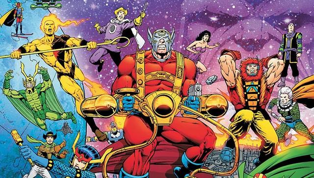 DC đang lên kế hoạch sản xuất New Gods - bộ phim về những vị Tân Thần hùng mạnh - Ảnh 1.