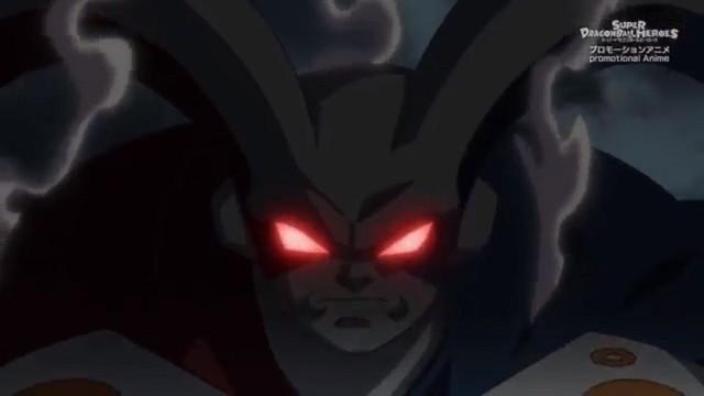Super Dragon Ball Heroes tập 14: Bị đánh bại, Goku thức tỉnh bản năng vô cực để chống lại Hearts lần nữa - Ảnh 2.