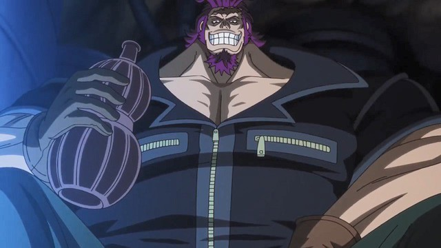 Spoiler One Piece 896: Luffy đọ sức với thợ săn hải tặc mạnh nhất, tàu Thousand Sunny bị tấn công - Ảnh 2.