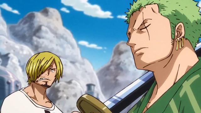 Spoiler One Piece 896: Luffy đọ sức với thợ săn hải tặc mạnh nhất, tàu Thousand Sunny bị tấn công - Ảnh 4.