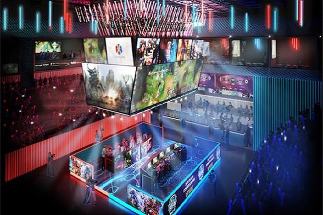 LMHT: Hàn Quốc công nhận thể thao điện tử là quốc bảo, xây cả Sân vận động quốc gia dành riêng cho Esports - Ảnh 1.