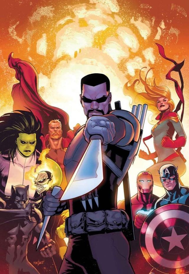 Blade, gã sát thủ săn ma cà rồng trong Phase 4 Marvel tới đây sở hữu sức mạnh nguy hiểm như thế nào? - Ảnh 7.