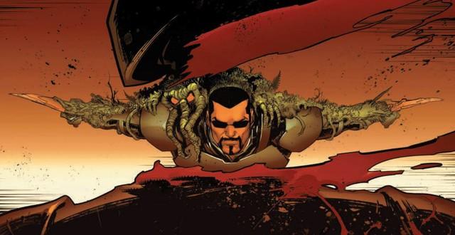 Blade, gã sát thủ săn ma cà rồng trong Phase 4 Marvel tới đây sở hữu sức mạnh nguy hiểm như thế nào? - Ảnh 10.